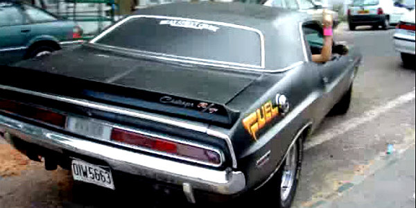 1970 dodge challenger soundd