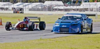 1000HP R34 GTR Roll Race A 1994 Formula 1 Car 1