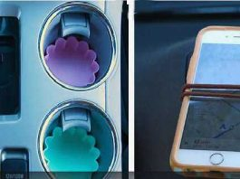 12 DIY Ideas To Have A Tidy Car 111