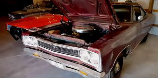 1968 Plymouth HEMI 426 GTX Barn Find Junkyard Full Of Mopars 1