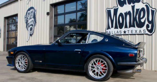 1978 Datsun 280Z Gas Monkey Garage 1