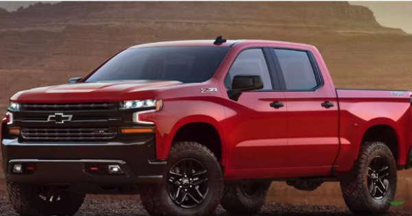 2019 Chevrolet Silverado - First Look 2