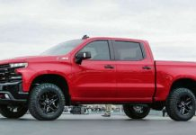 2019 Chevrolet Silverado - First Look 22