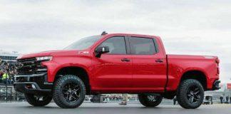 2019 Chevrolet Silverado - First Look 22
