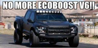 2019 Ford RaptorWill Have 70L V8 Under The Hood 1