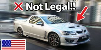 6 Banned Cars In The USA 1