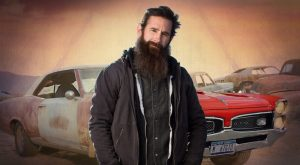 Aaron Kaufman mechanic at Gas Monkey Garage TV series, Fast N Loud