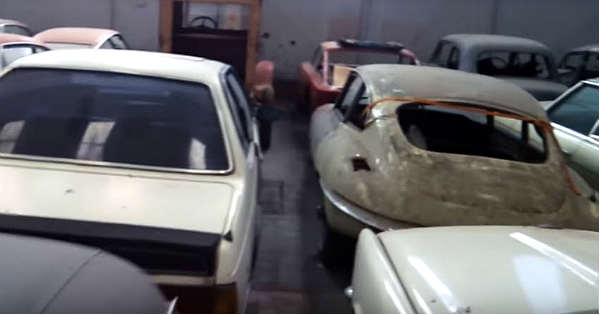 Amazing Millionaires Abandoned Car Collection 2