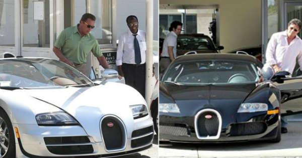 Arnold Schwarzenegger VS Sylvester Stallone Crazy Car Collection 2