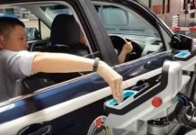 Brand New Car Clearance System Futuristic 1