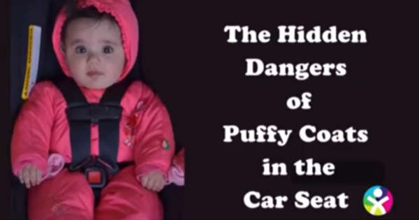 Car Seat Safety Kids Hidden Dangers Puffy Coats Kid Seats 1