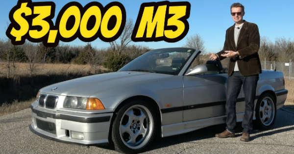 Cheap BMW M3 Worth Buying Money 1