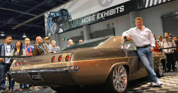 Chip Foose - Bio Net Worth Amazing Facts 11