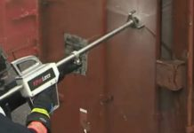 Firefighter Tool Future New Modern fire extinguish 1