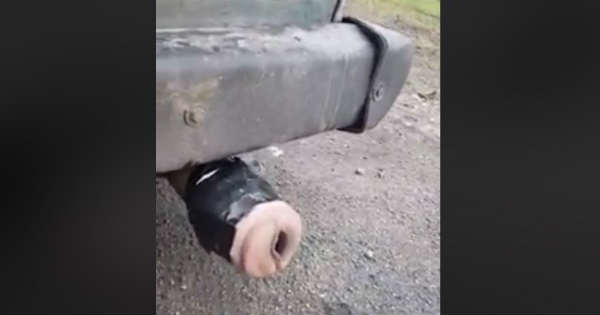 Funny Exhaust Pipe fleshlight 2