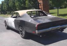 Hellcat Engine Swap In A 1969 Dodge Charger 1