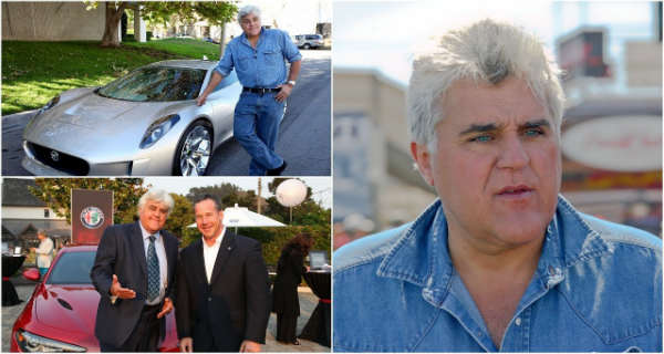 Jay Leno Short Biography Career Highlights 1