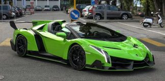 Lambo Veneno Roadster Lamborghini Switzerland 1