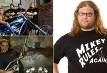 Mikey Teutul - Career Highlights Short Biography Net Worth 1