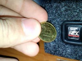 Mini Subwoofer smallest world 1