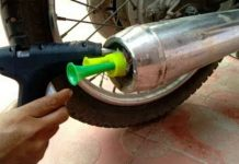 Modify Your Motorcycle Silencer 1