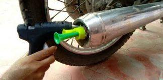 Modify Your Motorcycle Silencer 1