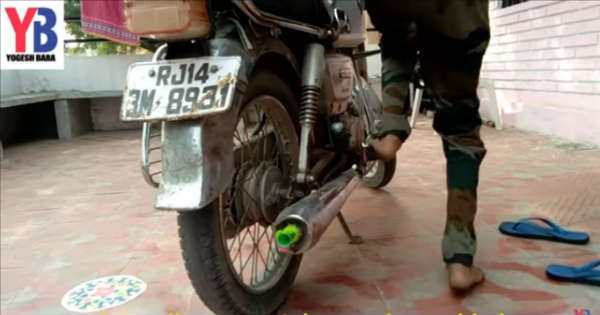 Modify Your Motorcycle Silencer 2