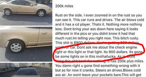 Most Brutally Honest Car Dealership Ads 1