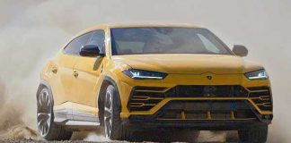 New Lamborghini Urus The Worlds Best SUV 1