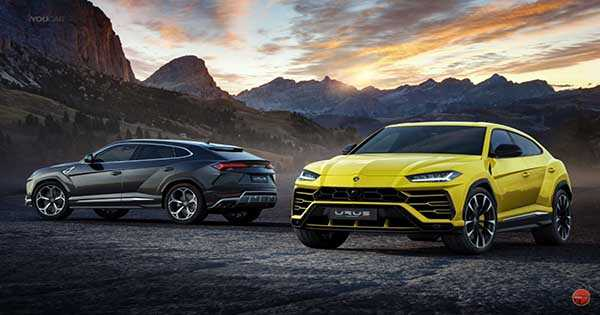 New Lamborghini Urus The Worlds Best SUV 2
