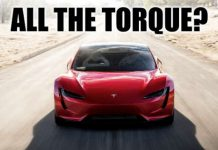 New Tesla Roadster 1