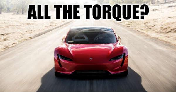 New Tesla Roadster 1