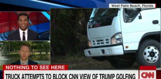 News Reporters Have Been Blocked To Film TRUMP Golfing 1