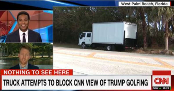 News Reporters Have Been Blocked To Film TRUMP Golfing 11