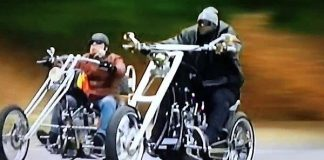 Orange County Choppers Bike Owned by Shaquille ONeal 1