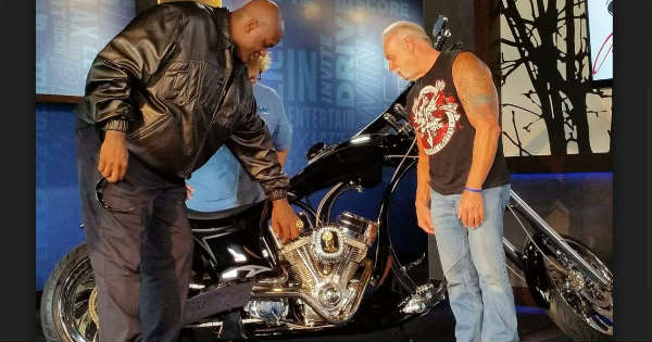 Orange County Choppers Bike Owned by Shaquille ONeal 2