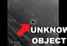 Pentagon Most Mysterious UFO Program Object Unknown 1