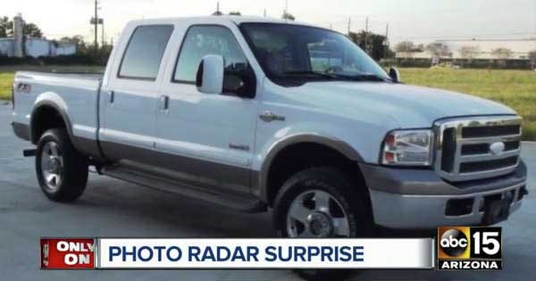 Photo Radar Ticket Sent To Man Who Had His Truck Stolen 22