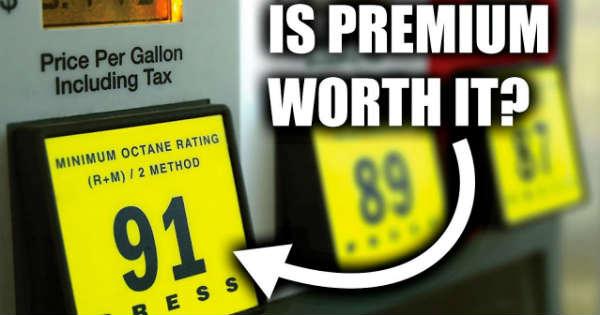 Premium Gas 1