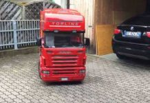 RC Scania Truck 2