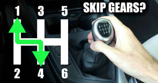 Should You Skip Gears In Manual Transmission 1