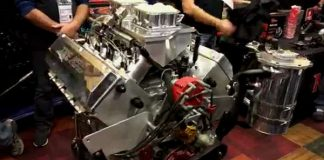 Street Outlaws Star James Love UnveilsHis New MountainEngine 1