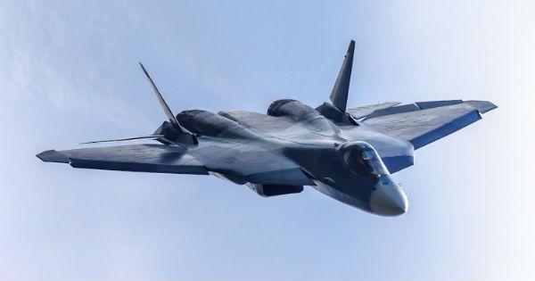 Su 57 Stealth Fighter 11