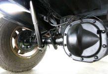 Suspension Damage test car suffers everyday