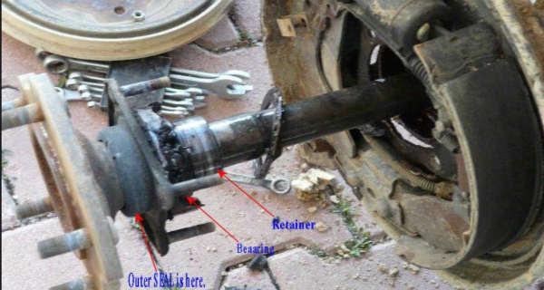 The Easiest Way To Remove A Wheel Bearing 2