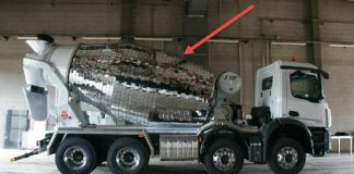 The Fanciest Cement Truck Designed By Benedetto Bufalino 2