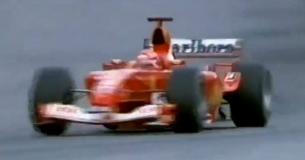 The Fastest Formula 1 Lap By Michael Schumacher 2