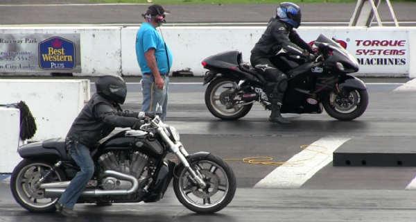 The Major Difference Between Harley Davidson Hayabusa 1