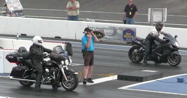 The Major Difference Between Harley Davidson Hayabusa 2