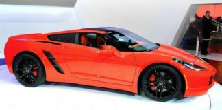 The New Corvette Was Being Forced Induction AWD Hybrid 1